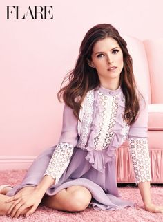 Anna Kendrick is Our Winter Cover Star!