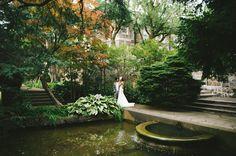 English Garden Wedding at Graydon Hall Manor, Toronto: Kaylay + Alvin.