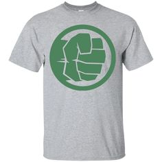b1b31bf1748 Hulk Punch-The Incredible Hulk t-shirt