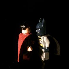 - Most of the world doesn't share your opinion Mr. Wayne. - Maybe it's the Gotham City in me? We've just had a bad history with freaks dressed like clowns.  #dawnofjustice #gothamcity #batmanvsuperman by legoman_asia