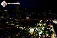 Alex Sala nos cuenta en su videoblog cómo ha ido el sábado en el GP de Singapur  #F1 #SingaporeGP