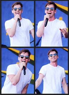 Mark Foster | Foster The People #smile