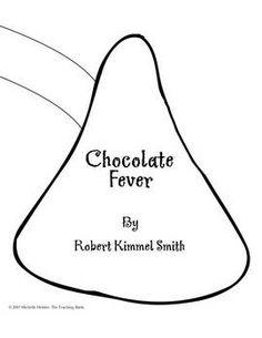 Chocolate Fever Teaching Novel Unit