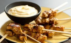 Epicure's Mini Tapas Kebabs.using our new spice Harissa Epicure Recipes, Tapas Recipes, Kebab Recipes, Cookbook Recipes, Cooking Recipes, Healthy Recipes, Party Recipes, Food Truck Menu, Chicken Skewers