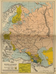 19th Century Russia Maps Ukraine Europe Pinterest
