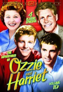 Amazon.com: Adventures of Ozzie & Harriet, Volume 19: Ozzie Nelson, Harriet Nelson, David Nelson, Ricky Nelson: Movies & TV