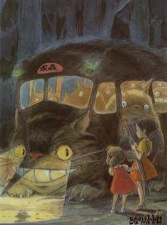 """""""Mon voisin Totoro"""""""