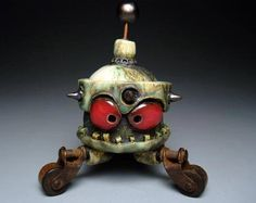 James DeRosso Monster Ceramics