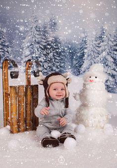 *** by Alena Romanovskaya 1st Birthday Photoshoot, Photoshoot Themes, New Year Photoshoot, Christmas Settings, Christmas Decorations, Mickey Mouse 1st Birthday, Holiday Mini Session, Christmas Portraits, Baby Boy Photography