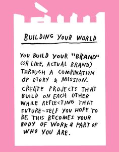 This resonates so much with me right now as I figure out what direction I want the new brand and my personal brand to go in Pretty Words, Beautiful Words, Cool Words, Wise Words, Positive Quotes, Motivational Quotes, Inspirational Quotes, Positive Mind, Mantra