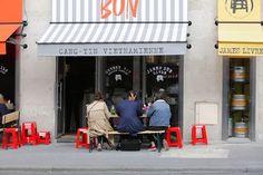 Restaurant James Bun, 10, bd des Batignolles Paris 75017. Envie : Vietnamien…