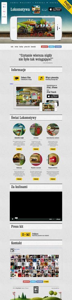 Lokomotywa - Julian Tuwim - aplikacja na iPhone, iPad, iPod Touch Coffee And Books, Locomotive, Ipod Touch, Ipad, Iphone, Ios App, Rabbit, Gadgets, Big