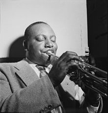 Born in Mobile, Cootie Williams was jazz and rhythm and blues trumpeter who performed with Duke Ellington and Benny Goodman.