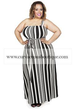 City Chic Mono Weave Maxi Dress Women s Plus Size Fashion City