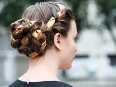 as easy as a french #braid but so much better #hair #hairstyle