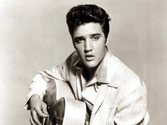 """Elvis Presley  The superstar who was known as the King famously died on the toilet at his Graceland mansion. Allegedly, his last words were """"I'm going to the bathroom to read."""""""