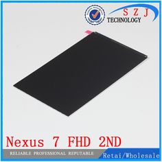14.10$  Buy here - http://aliavv.shopchina.info/go.php?t=32809326811 - Original 7'' inch LCD Screen Display For ASUS Google Nexus 7 FHD 2013 2 II 2nd Gen Replacement Repair Part Free shipping  #bestbuy