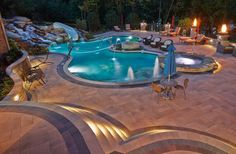 pool ideas design ideas dream backyards pool designs pools - Free Form Swimming Pool Designs