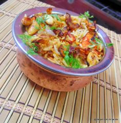 Pepper, Chilli and Vanilla: Spicy Paneer Pulav/Pilaf