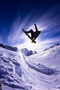 Even though I'm an older boarder, I would really love to get a bit of air next season!!