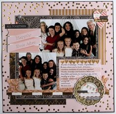 Happily Ever After - My Mind's Eye - Fancy That Collection - I Do - 12 x http://www.scrapbook.com/gallery/image/layout/5295349.html#QgX2HJqg9eRrMJkr.99