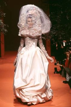 Christian Lacroix Spring 1996