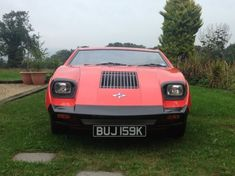 Learn more about Never Seen One: 1972 Marcos Mantis on Bring a Trailer, the home of the best vintage and classic cars online. British Sports Cars, Supersport, Speed Boats, Kit Cars, Classic Cars Online, Automotive Design, Car Manufacturers, Motor Car, Muscle Cars