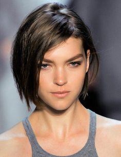 coiffure carre court cheveux fins