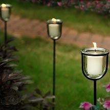 Superb Garden Candles | Candle Stakes, Set Of 8