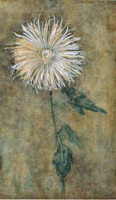 Piet Mondrian, Chrysanthemum