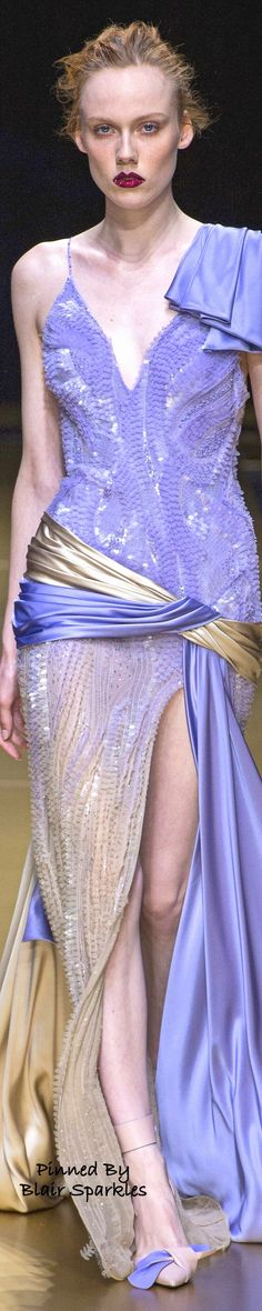Paris Fall Couture 2016 Atelier Versace~ ♕♚εїз | BLAIR SPARKLES |
