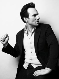 Christian Slater - yes I know he's old enough to be my dad