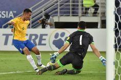 Brasil arrasa 5-0 a Bolivia rumbo al Mundial de Rusia-2018