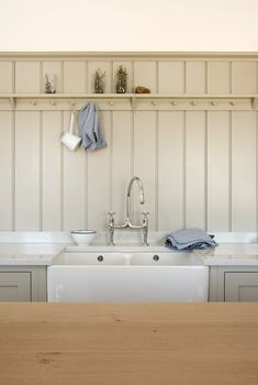 deVOL-kitchens-blog-Warickshire-barn-renovation-Shaker-design-Classic English-Mushroom-Farmhouse-sink