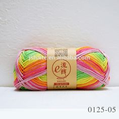 100% Mercerized cotton space dyed fine hand knitting yarn, View mercerized cotton yarn, Lucky Weaver Product Details from Jiangsu Haite Fashion Co., Ltd. on Alibaba.com Mercerized Cotton Yarn, Hand Knitting Yarn, Yarn Projects, Beautiful Images, Tricks, Bunt, Knitted Hats, Stitch, Detail