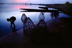 Silhouettes and Shadows | Steve McCurry