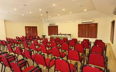 The #Fragrant #Nature #Resort is equipped to hold #conferences as well - A #RareIndia #Retreat Explore More: http://bit.ly/VOPNID
