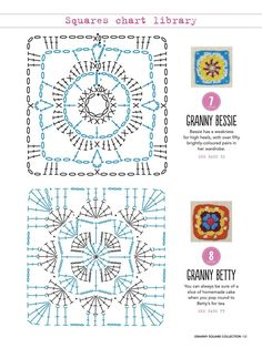 #ClippedOnIssuu from Granny square collection 2016