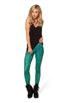 Rhaegal Dragon Egg HWMF Leggings by Black Milk Clothing $85AUD