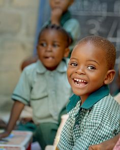 This #beautiful portrait was taken by #Danish #volunteer Emil Christensen - we #love that #gorgeous #smile from #Tanzania!