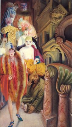 otto dix paintings - Google Search