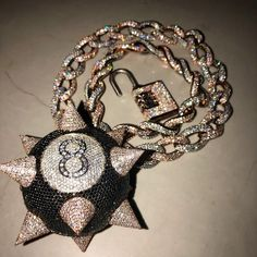 infamous chain made by 💎 Cute Jewelry, Bling Jewelry, Jewelery, Jewelry Accessories, Jewelry Necklaces, Jewelry Watches, Bracelets, Rapper Jewelry, Gold Diamond Watches