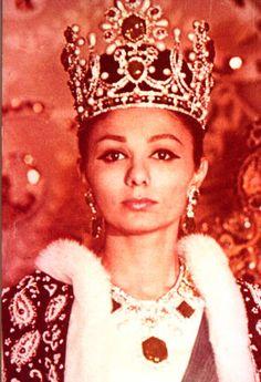 empress farah #iran
