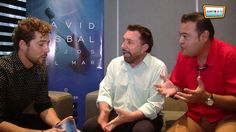 EXCLUSIVA: Entrevista  David Bisbal en Panamá