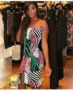 Closet Lit: Vestido Estampado Maravilhoso! #closetlit
