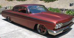 1962 Chevrolet Bel Air Custom for sale - Orange, CA | OldCarOnline.com Classifieds