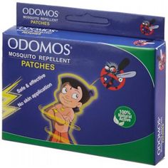 Dabur Odomos Patch - 24 Patch. In Store-265