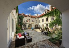 Take a look at our view, rooms, and historical premises of Smetana Hotel (formerly Pachtuv Palace). Prague Zoo, Prague Hotels, Lookout Tower, Prague Castle, Old Town Square, Welcome Decor, Old World Charm, Cool Rooms, Hotel Offers