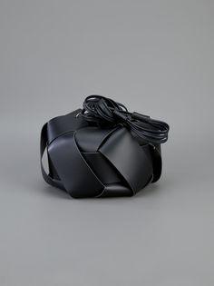 Jaana Parkkila Overlap Weave Clutch - Ivo Milan - farfetch.com