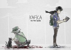 Kafka on the shore by Oneirio.deviantart.com on @DeviantArt